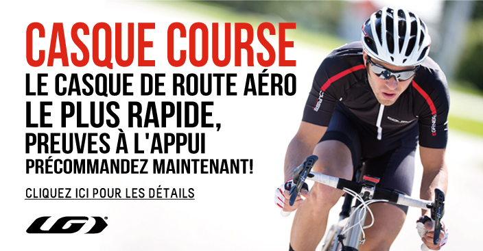Casque Course - Le casque de route a&eacute;ro le plus rapide, preuves &agrave; l'appui