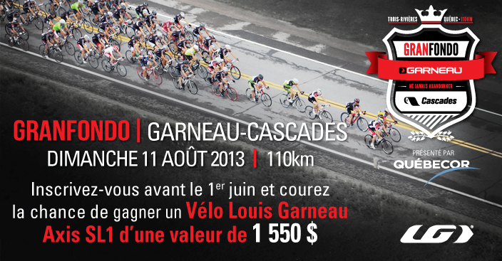 Granfondo Garneau-Cascades